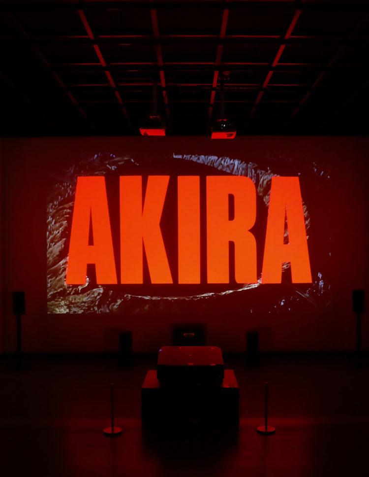 SOUNDSCAPE IN「AKIRA」