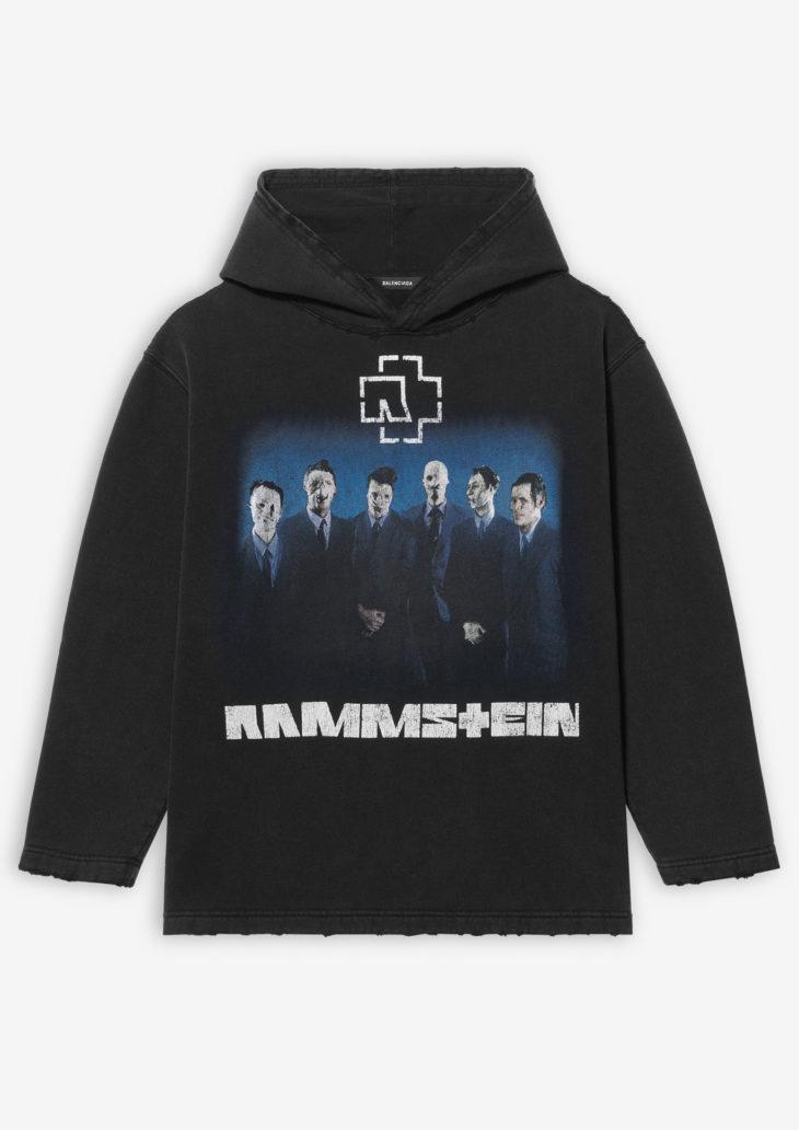 RAMMSTEIN AND <br /> BALENCIAGA MUSIC