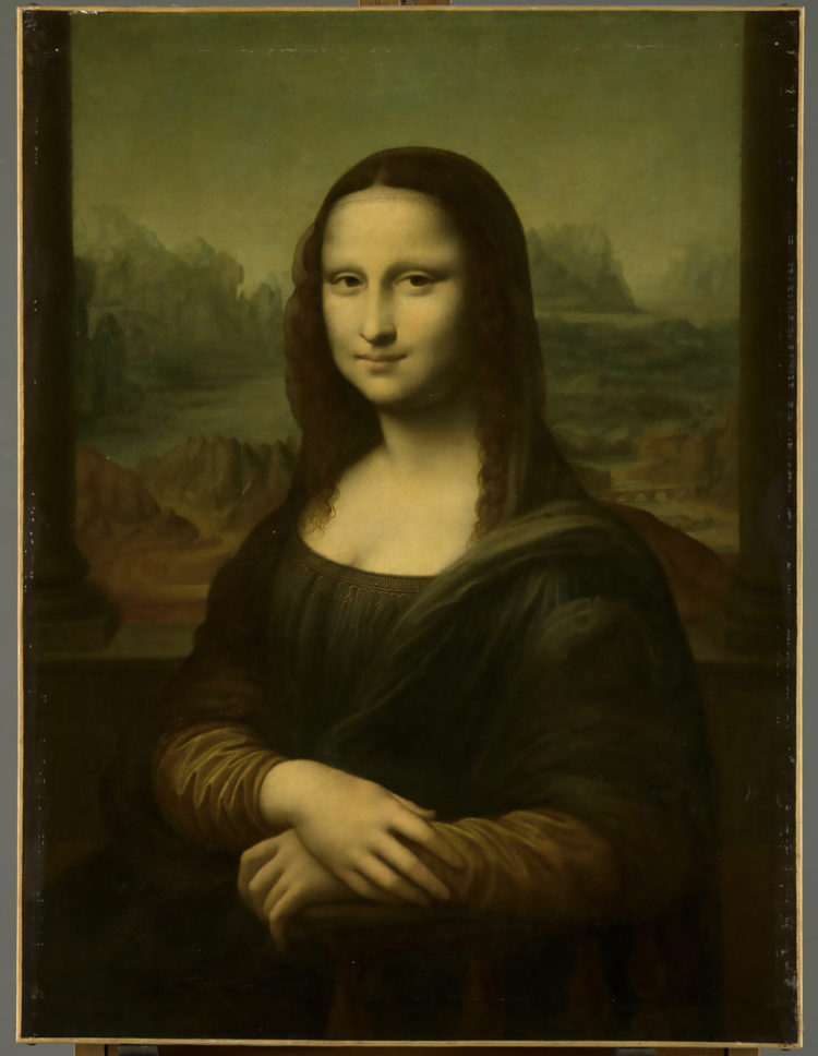 LOUVRE MUSEUM ART COLLECTION ONLINE FOR FREE