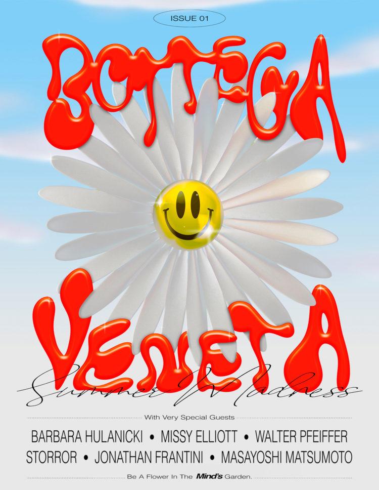 BOTTEGA VENETA LAUNCHES NEW DIGITAL JOURNAL