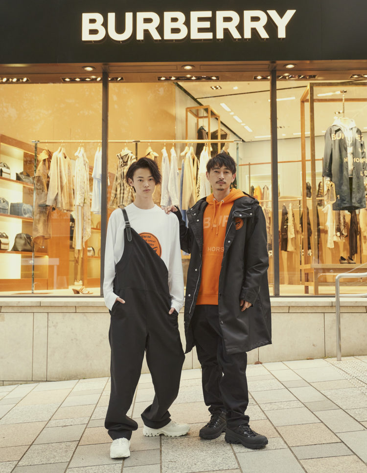 BURBERRY OPENS NEW STORE IN ROPPONGI