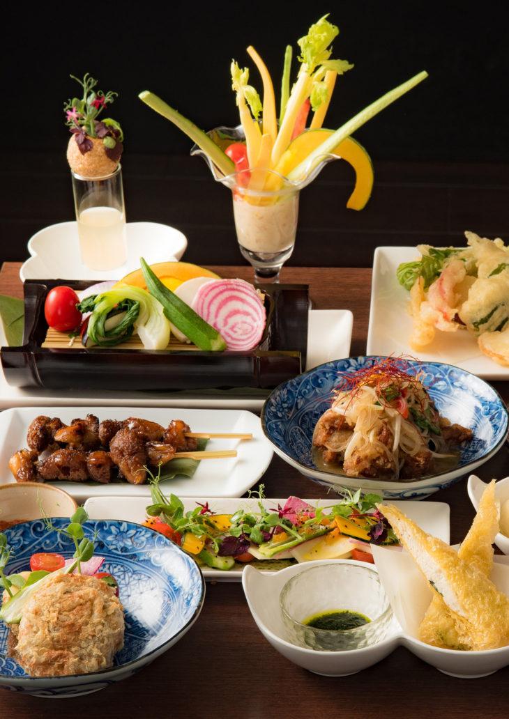 """MEAT FREE MONDAY"" SAIDO TOKYO"