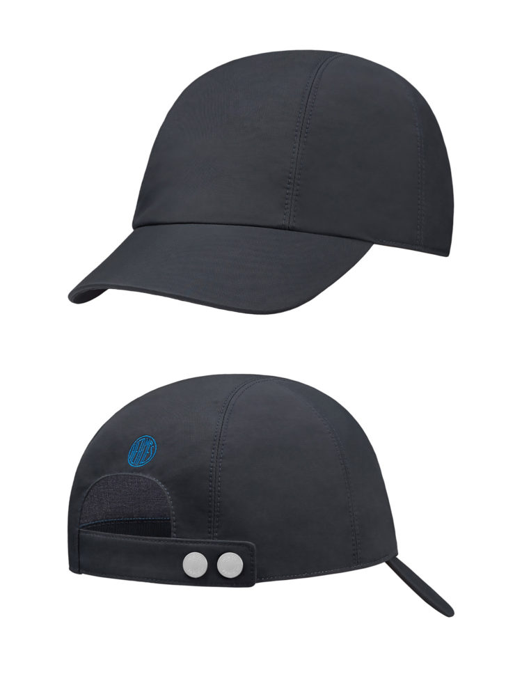 THE SELECTION BY SWAG HOMMES HERMÈS: CASQUETTE MILES SIGNATURE