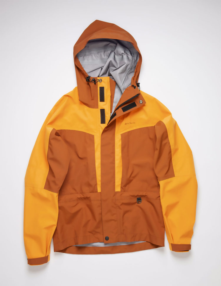 THE SELECTIONBY SWAG HOMMES RAIN JACKET
