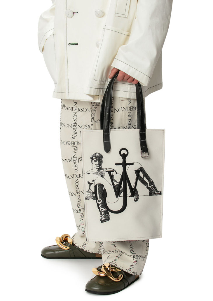 JW ANDERSON × TOM OF FINLAND