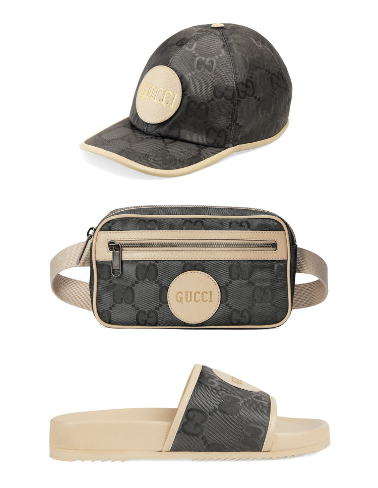 THE SELECTION BY SWAG HOMMES GUCCI: OFF THE GRID