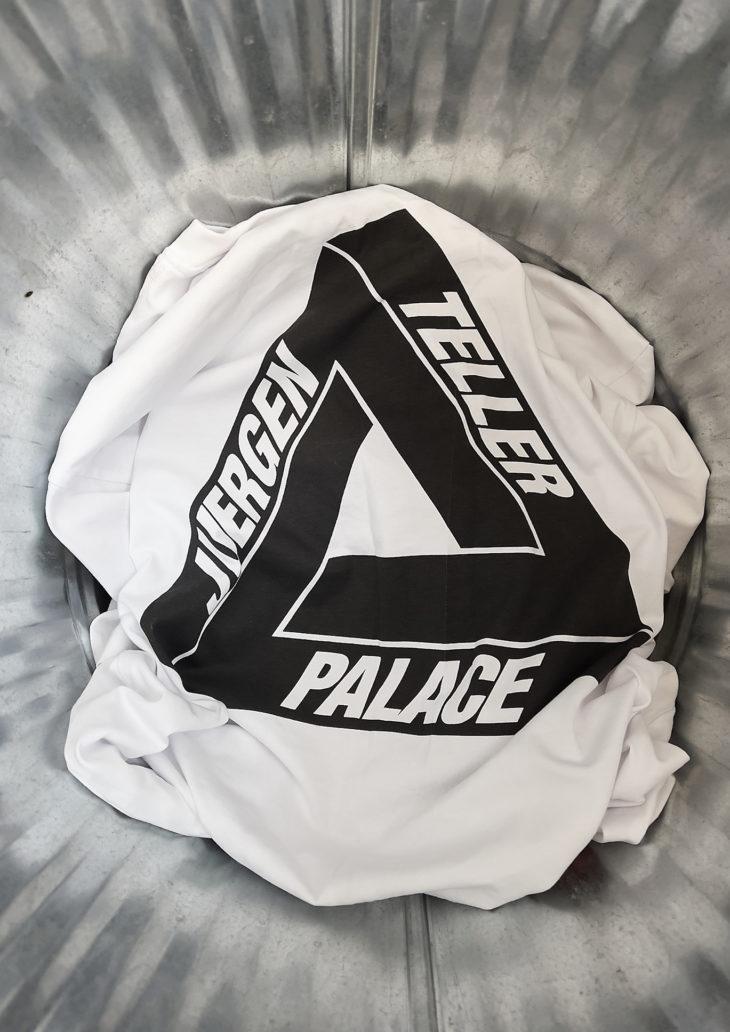 PALACE SKATEBOARDS × JUERGEN TELLER