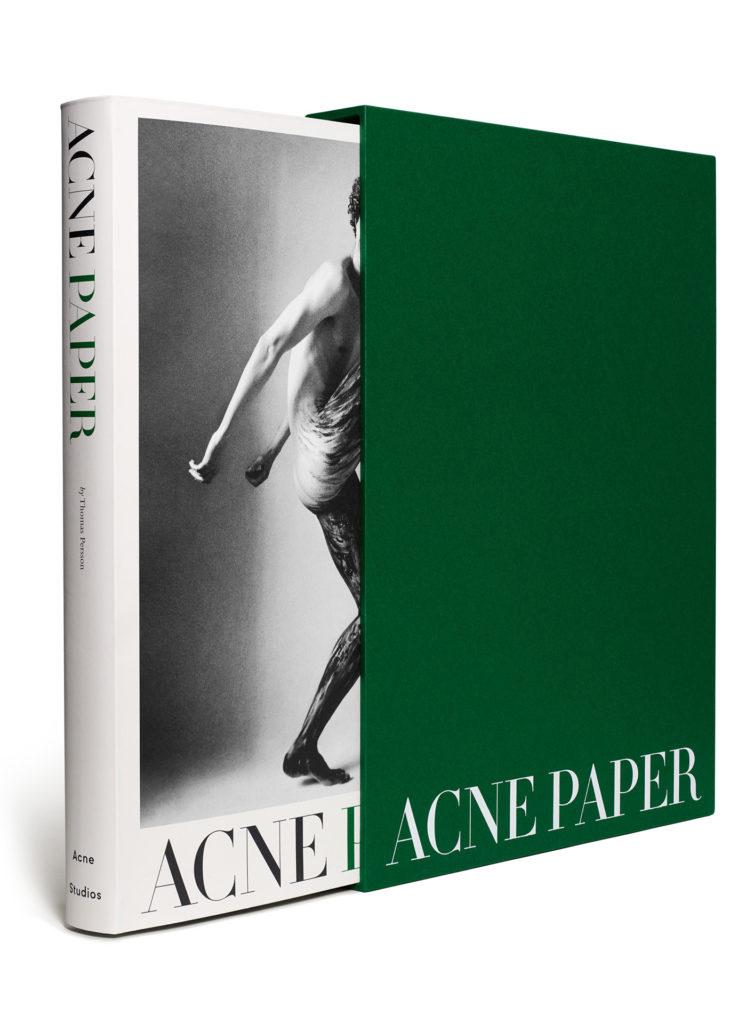 ACNE STUDIOS LAUNCH ACNE PAPER