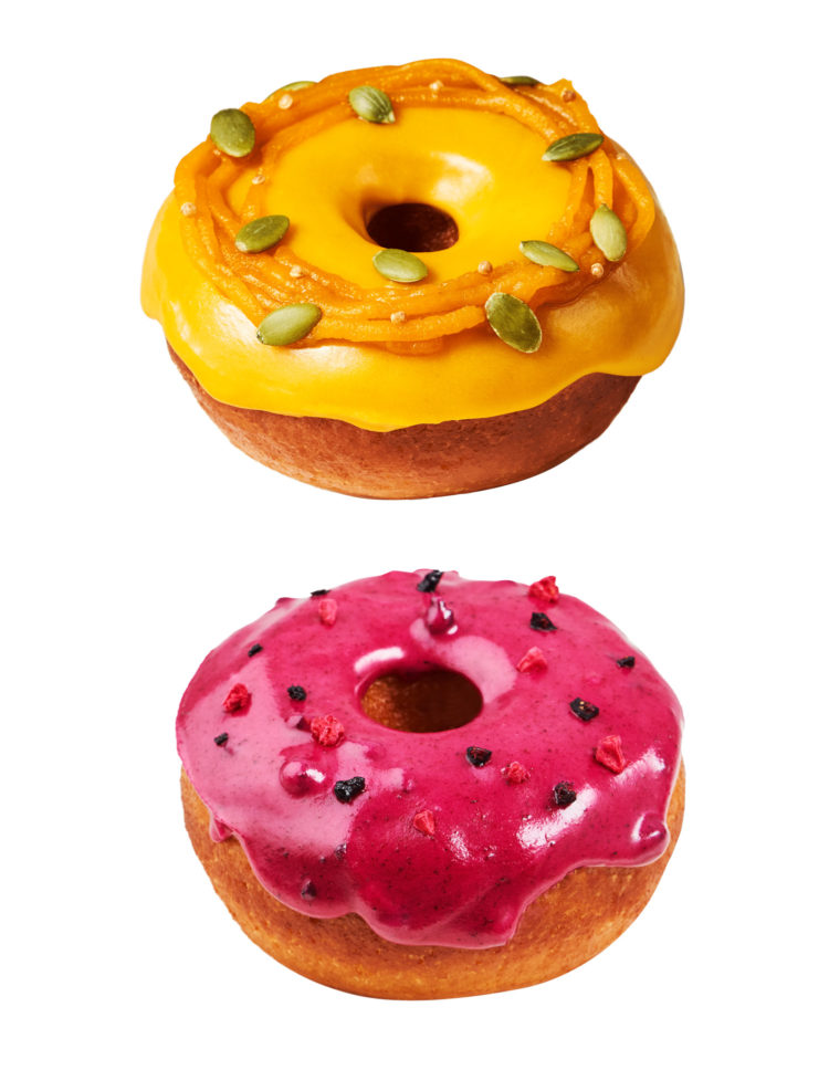 2FOODS HALLOWEEN DONUTS COLLECTION