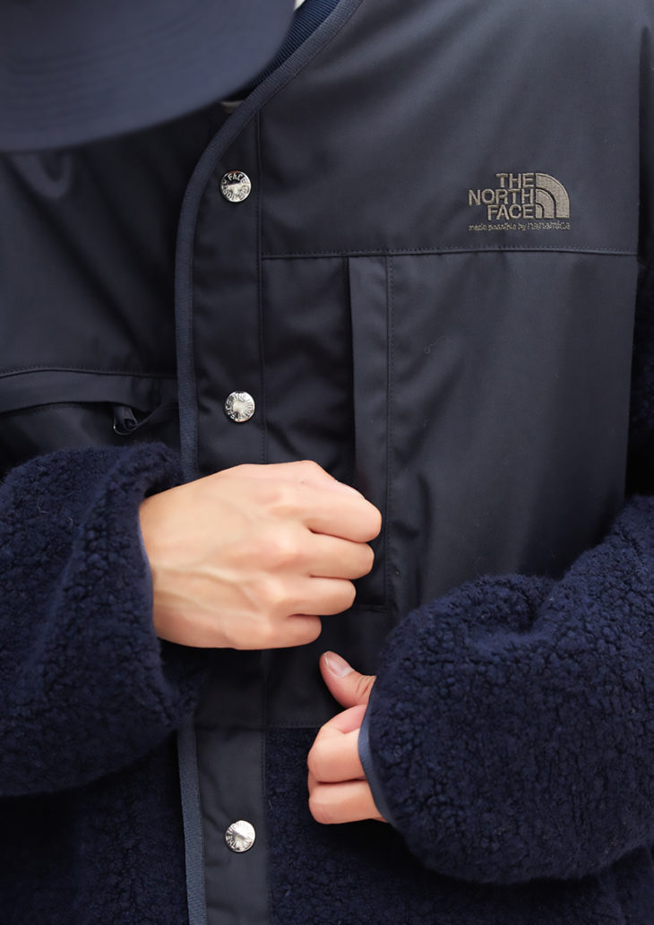 NANAMICA × THE NORTH FACE CAPSULE COLLECTION