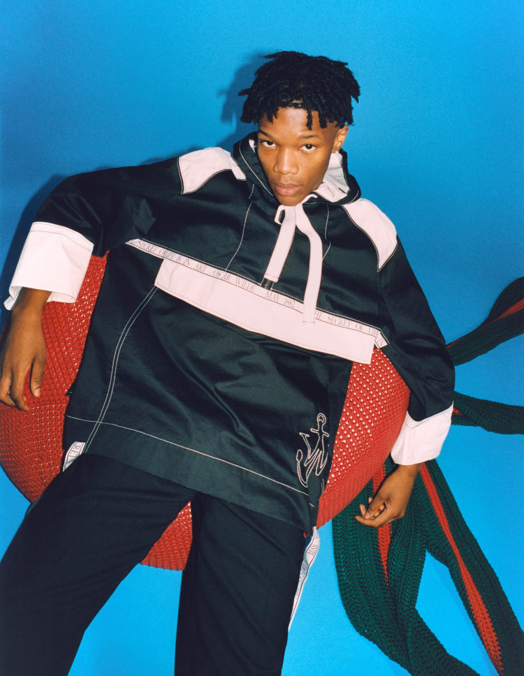 JW ANDERSON LAUNCHES CAPSULE COLLECTION