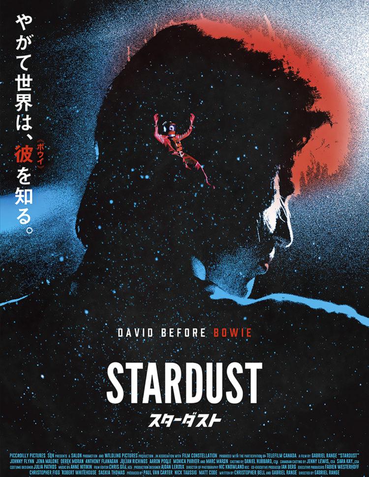 """DAVID BOWIE """"STARDUST"""""""