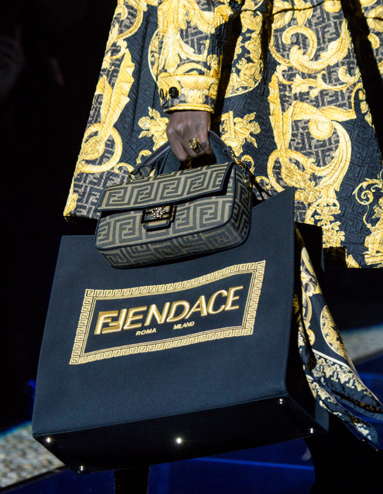"FENDI × VERSACE ""FENDACE"""