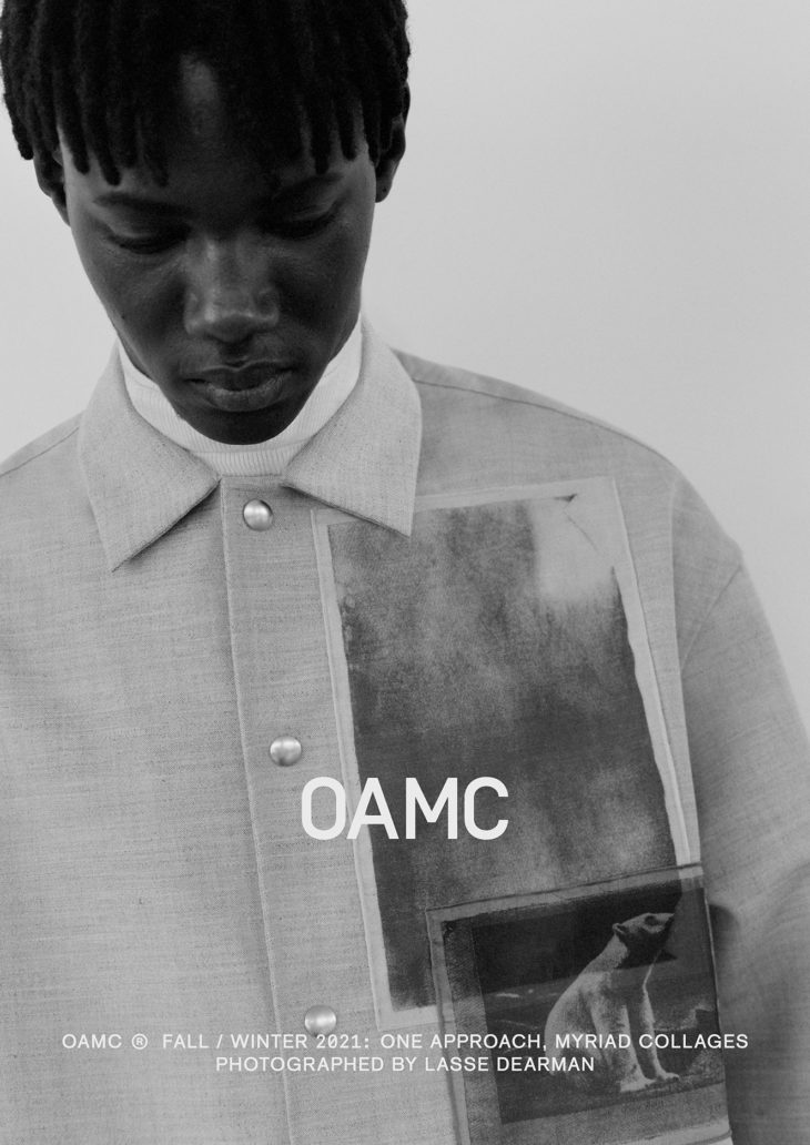 OAMC <br /> FW21 COLLECTION<br /> CAMPAIGN VISUAL