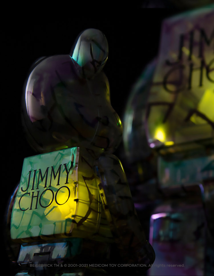 JIMMY CHOO / ERIC HAZE CURATED BY POGGY
