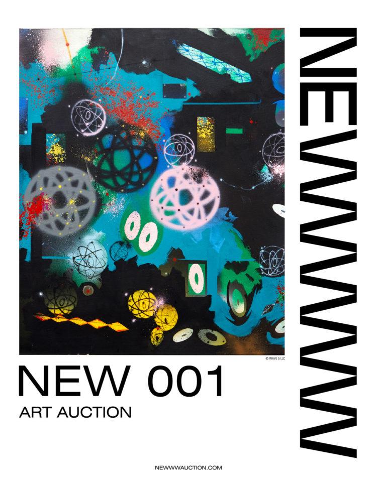 "ART AUCTION EVENT ""NEW 001"""